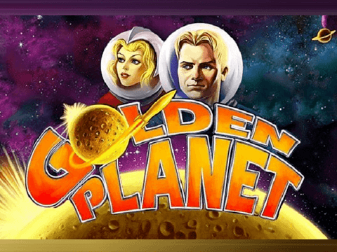 Азартный аппарат Golden Planet