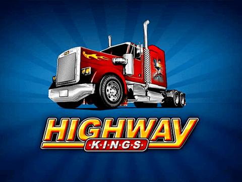 Игровой аппарат Highway Kings