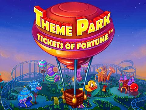 Игровой автомат Theme Park – Tickets Of Fortune