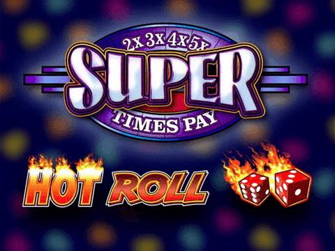 Видео-слот Super Times Pay Hot Roll