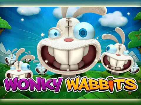 Игровой аппарат Сумасшедшие Кролики